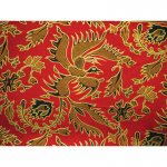 Spa Essentials Red Sarong