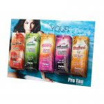 Saturnia Sachet Display Deal (60 Pieces) by Pro Tan