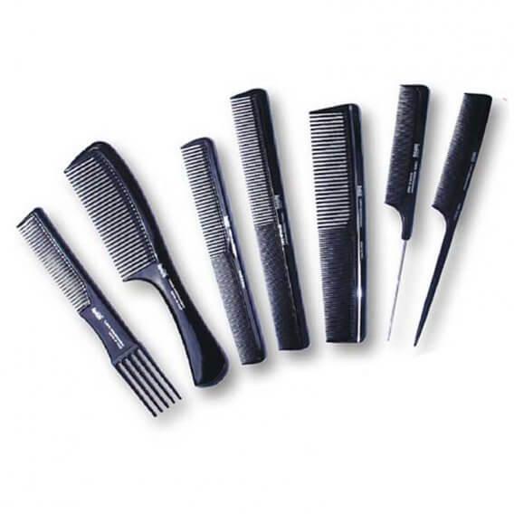 Lotus Linea Professional Combs x 7