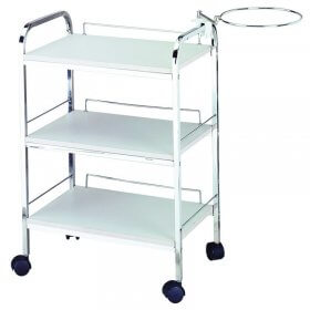 Lotus Salon Equipment Trolley