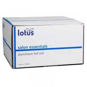 Lotus Aluminium Foil Roll 10cm x 1000m