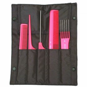 Pro-Tip Comb Set in Mesh Wallet