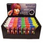 Stargazer Neon Hair Gel 48 Piece Retail Stand