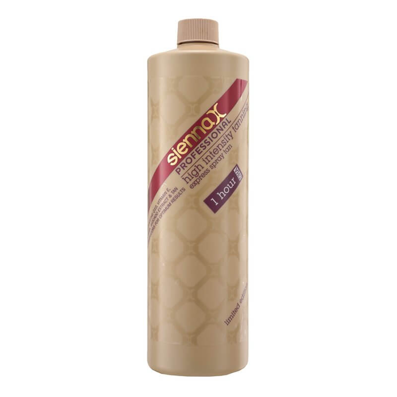 Sienna X High Intensity Tan Professional Solution 1 Litre