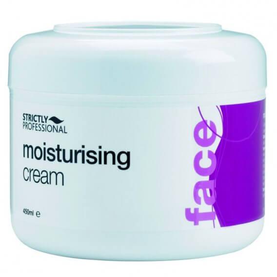 Strictly Professional Moisturising Cream 450ml