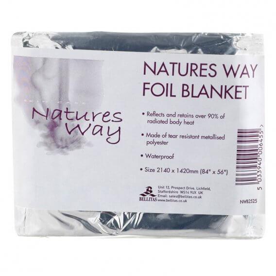 Natures Way Foil Blanket