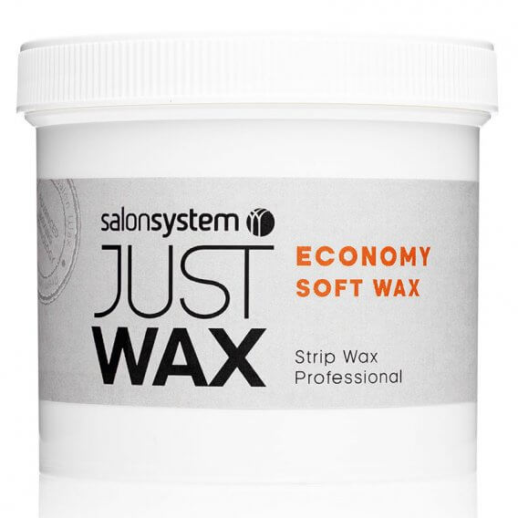 Just Wax Economy Soft Wax 425g