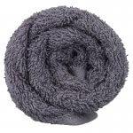 Lotus Classic Hair Towel Pewter x12