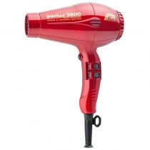 Parlux 3800 Eco Friendly Red Hairdryer (2100w)