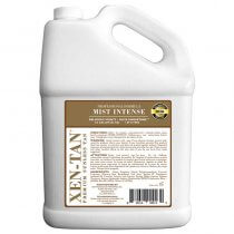XEN-TAN Mist Intense Spray Tan Solution Half US Gallon