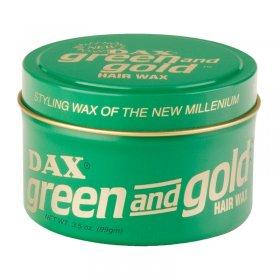 Dax Wax Green + Gold 99g