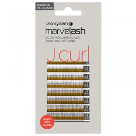Marvel-Lash Extra Volume Lash Extensions Assorted 7,9,11,13,15mm Approx 620 by Salon System