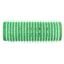 Sibel Velcro Rollers Green 21mm x 12
