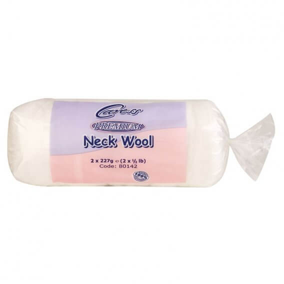 Caress Neck Wool 2 x 1/2 lb Bags