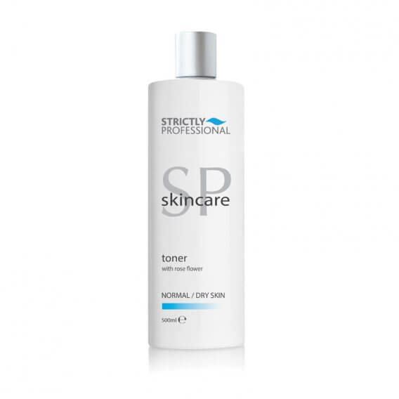 Strictly Professional Toner Normal/Dry 500ml
