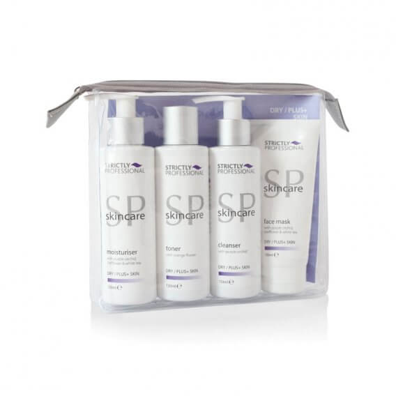 Strictly Professional Facial Care Kit for Dry/Plus+ Skin