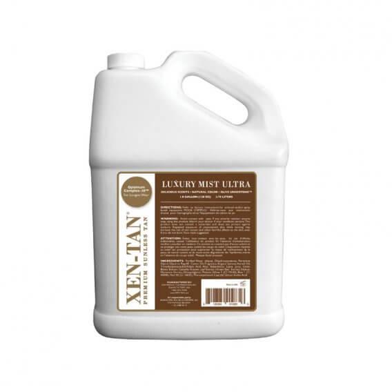 Xen-Tan Mist Ultra Solution Gallon