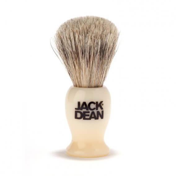 Jack Dean Pure Badger Bristle Shaving Brush