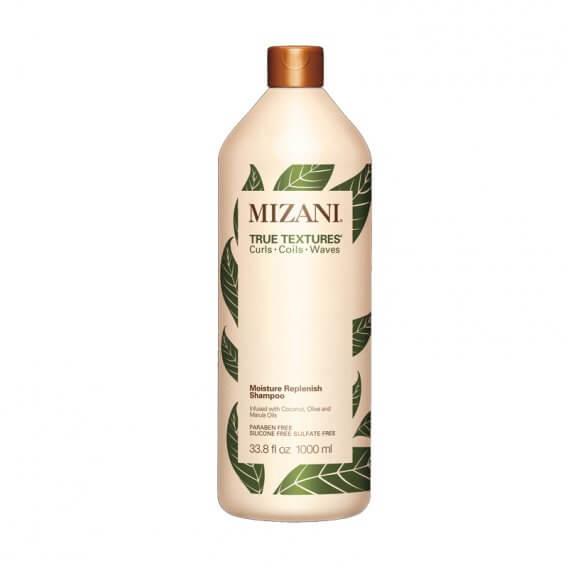 Mizani True Textures Moisture Replenish Shampoo 1000ml
