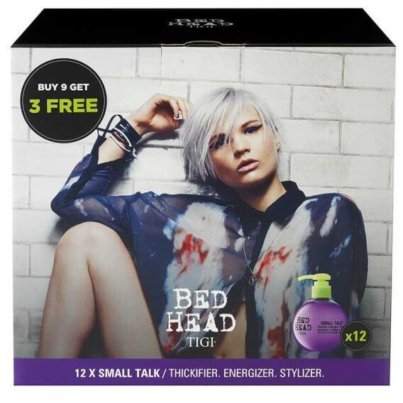 TIGI Small Talk Box of 12 - Buy 9 Get 3 FREE