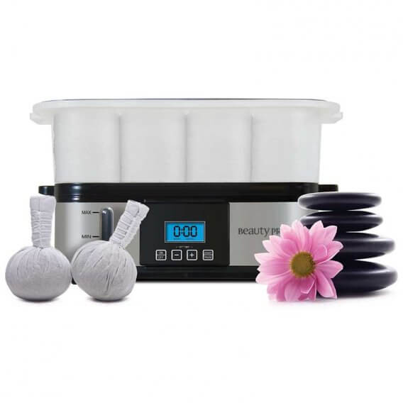 BeautyPro Hot Towel Steamer Kit