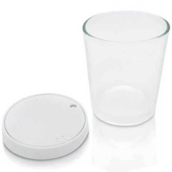 BeautyPro Product Warmer Additional Glass Jars (box of 4)