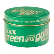Dax Wax Green + Gold 99g