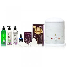 Options by Hive Sensitive Hot Film Wax Pack + 1000cc Heater