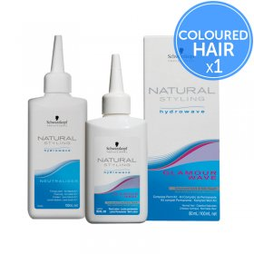 Schwarzkopf Natural Styling Hydrowave Glamour Wave 2 Single Perm