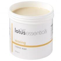 Lotus Essentials Creme Wax 425g
