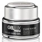Profile Gellux UV/LED Hard Gel Clear Builder 15ml