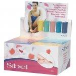 Sibel Pumice Stone Block Box of 24 assorted colours