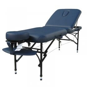 Affinity Marlin Massage Table - Navy