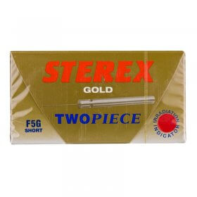 Gold Two Piece Needles F5G Regular