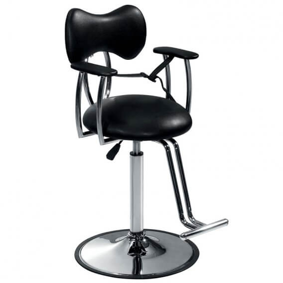 Lotus Sunny Childs Gas Lift Chair Black