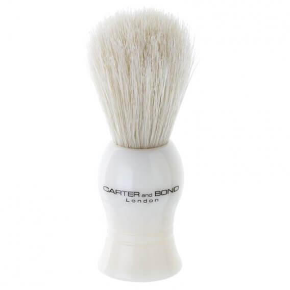Carter and Bond Bristle Shaving Brush