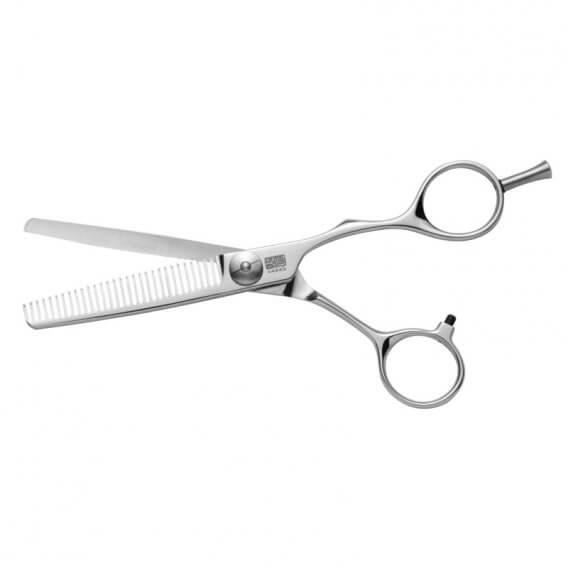 Kasho Design Master Series 6in 30 Teeth Offset  Texturiser Scissor