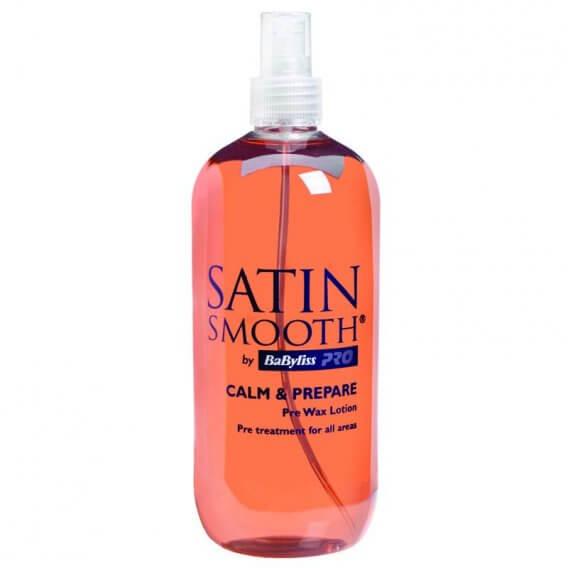 Satin Smooth Calm + Prepare Pre Wax Spray (All Areas) 500ml by BaByliss Pro