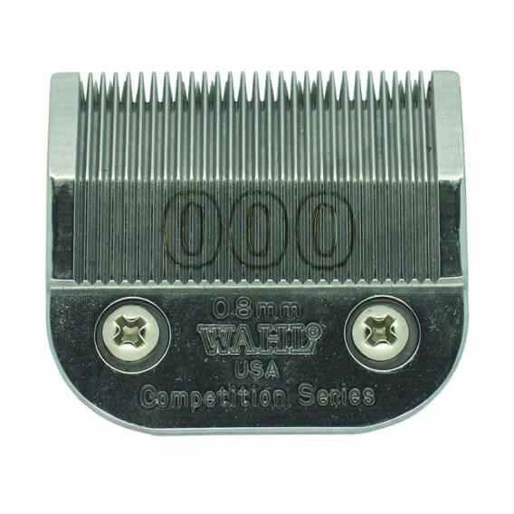 Wahl Replacement Competition Standard Blade 0.8mm Predator + Stinger Clipper