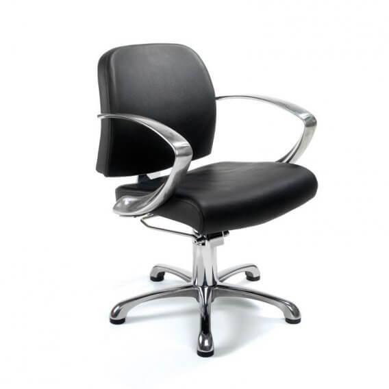 REM Evolution Hydraulic Styling Chair Black