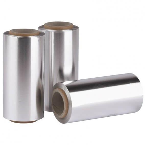 Sibel Pack of 3 Silver Foils 12cm x 100m