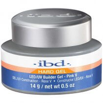 IBD LED/UV Builder Gel Pink V 0.5oz / 14g