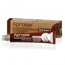 Apraise Eyelash + Eyebrow Tint 3. Dark Brown 20ml