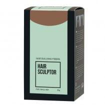 Hair Sculptor Hair Building Fibres Light Brown 25g
