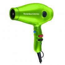 Diva Chromatix Dynamica 3400 Pro Hair Dryer Lime Green