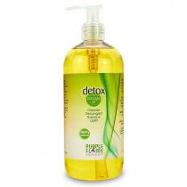 Purple Flame Detox Therapeutic Massage Oil 500ml
