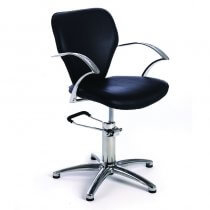 REM Miranda Hydraulic Styling Chair with Upholstery Options
