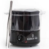 BARBER PRO Mini Hot Towel Steamer