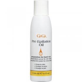 GiGi Pre-Epilation Oil 118ml/4oz