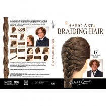 Patrick Cameron The Basic Art of Braiding Hair DVD